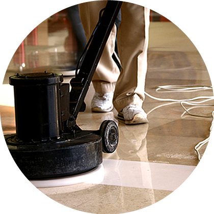 Vivid commercial janitorial maintenance and office cleaning